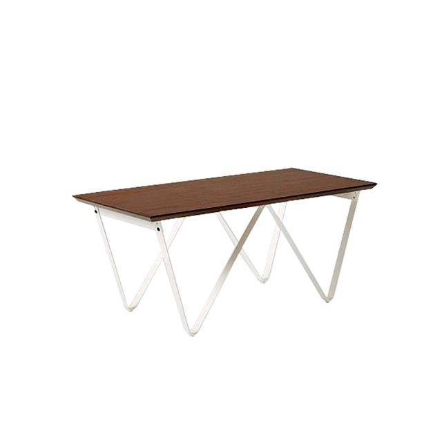 West Elm Triangle Base Coffee Table