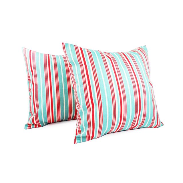 Etsy Striped Pillow Cover