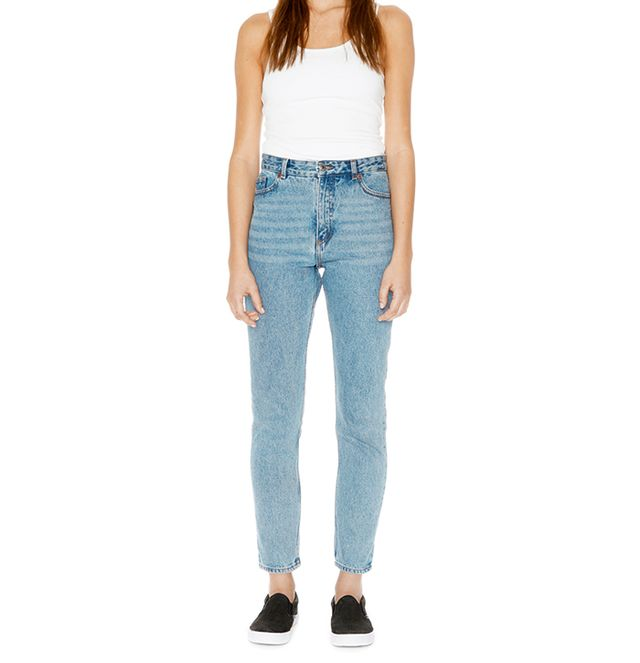 Monki Relaxed Jeans