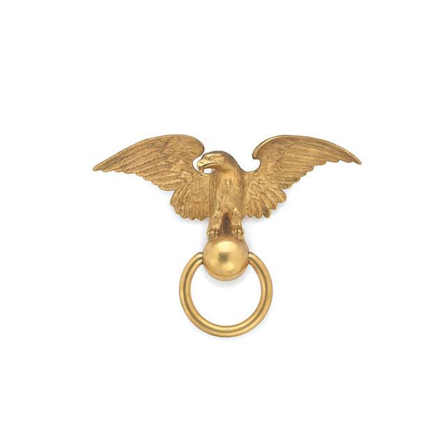P.E. Guerin Eagle Door Knocker