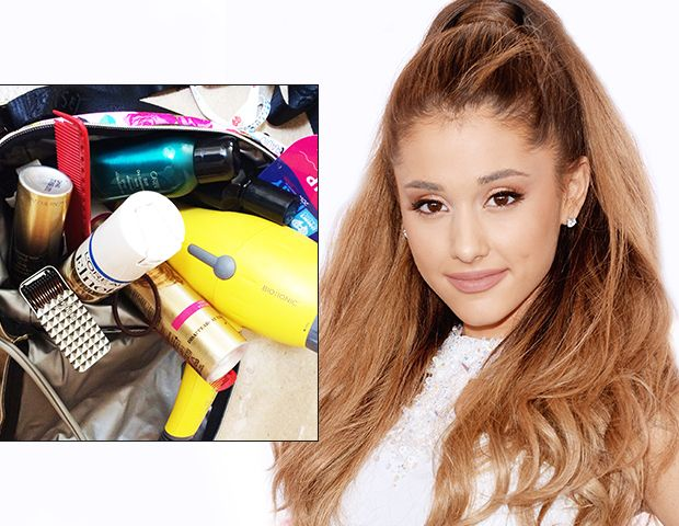 Exclusive: Ariana Grande Shares Her Hair Must-Haves