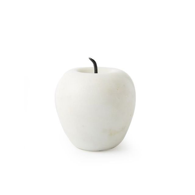 West Elm Marble Apple