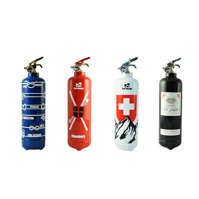 Fire Design Fire Extinguisher