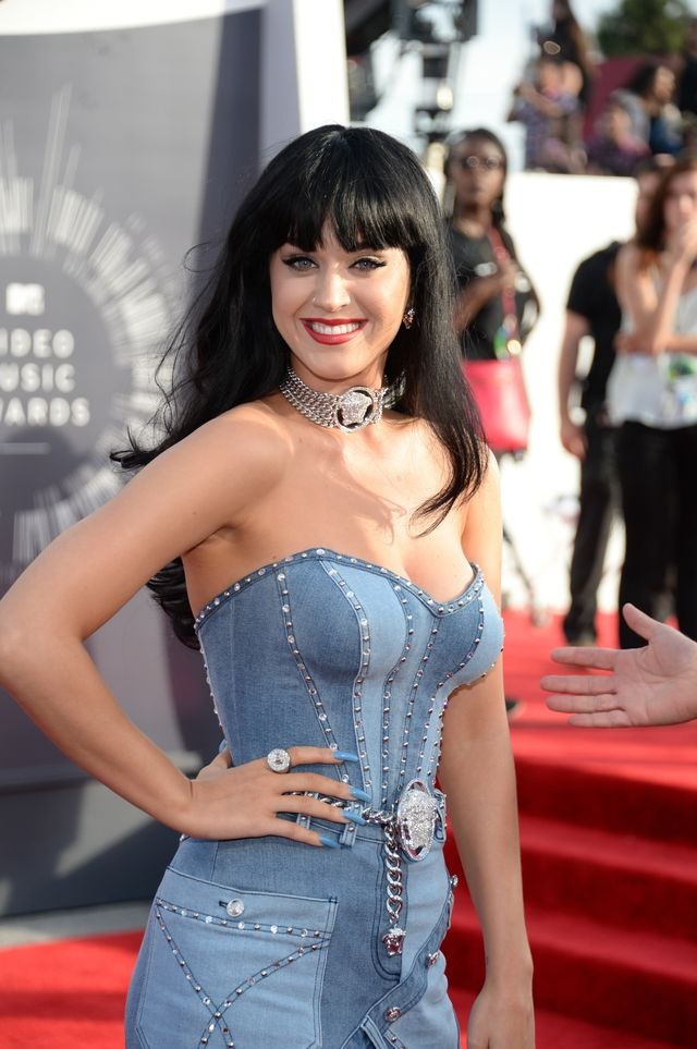 yes britney spears responded to katy perrys denim dress