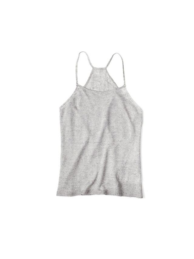 Eileen Fisher Racer-Back Tank