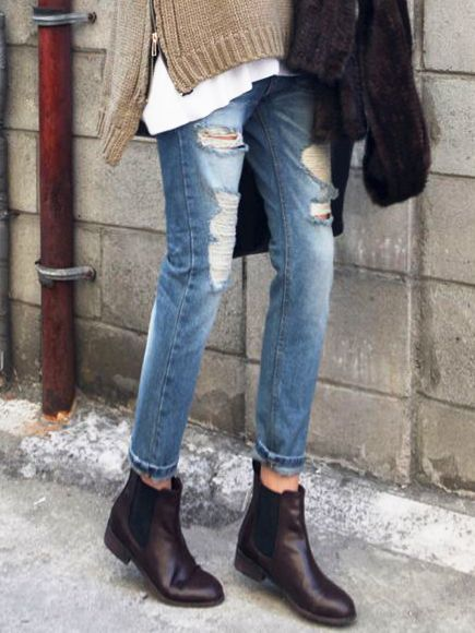 Levi S  And Boots Men S Fashion Ideas