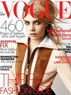 The Best September Issue Magazine Covers of 2014