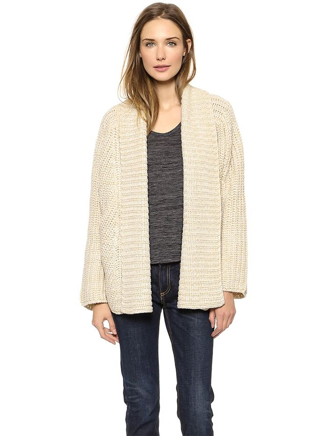 525 America Shawl Collar Cardigan