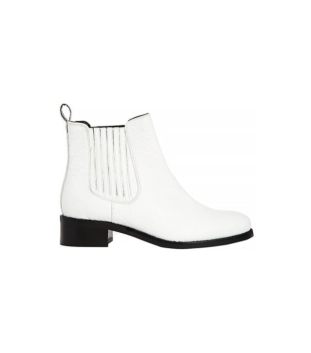 ASOS Leather Chelsea Ankle Boots