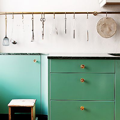 Tour a Gorgeously Simple Kitchen in Berlin