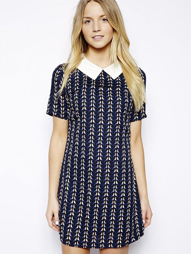 Max C Shift Dress