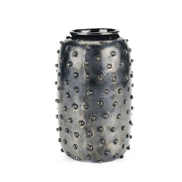 Kelly Wearstler Studded Vase