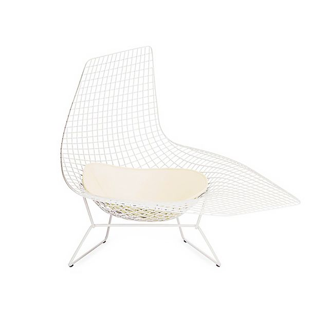 Design Within Reach Bertoia Asymmetric Chaise