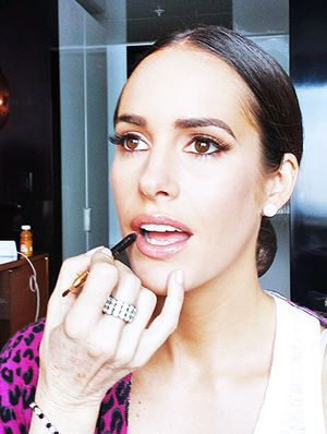 Exclusive: Louise Roe Shares Her Emmys Instagram Diary