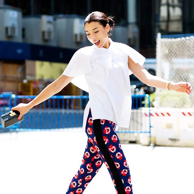 1 Trick Guaranteed to Make Your Pants More Flattering