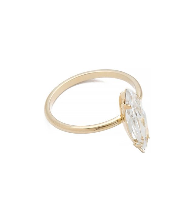 Bing Bang Crystal Shared Ring