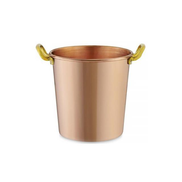 Williams-Sonoma Copper Ice Bucket