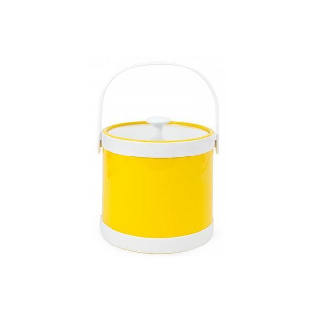 Jonathan Adler Yellow Ice Bucket
