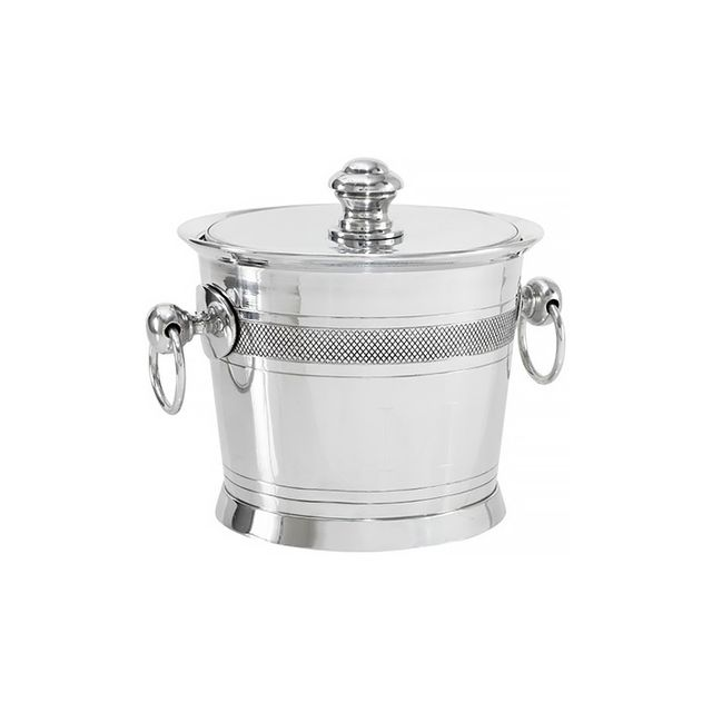 Pottery Barn Lidded Ice Bucket