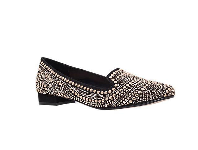Carvela Embellished Flat Loafers