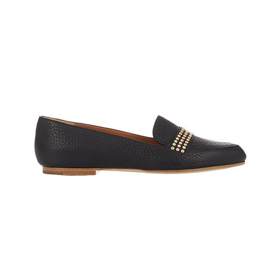 Chloé Studded Loafers