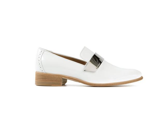 Salvatore Ferragamo Embellished Loafers