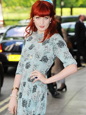 #TBT: When Florence Welch Set the Standard for Boho-Chic