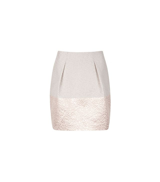 Ted Baker Falda Structured Tulip Skirt