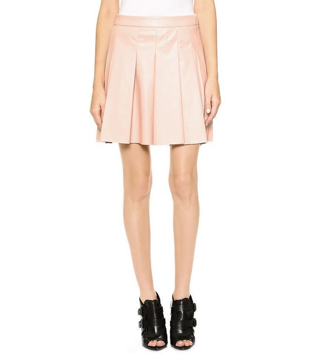 10 Crosby Derek Lam Box Pleat Skirt