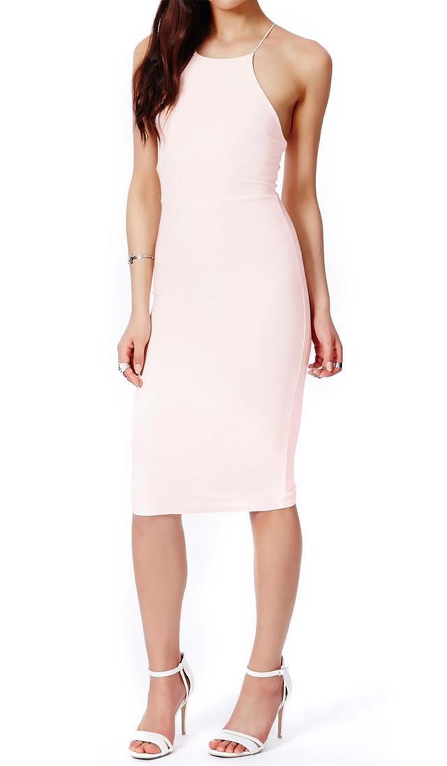 Missguided Sienna Slinky Dress
