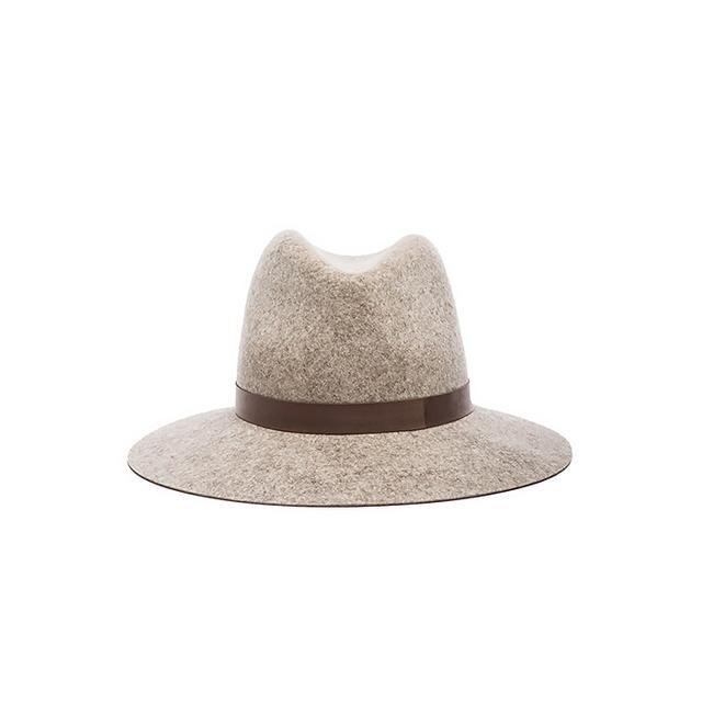 Janessa Leone Julia Wool Felt Hat