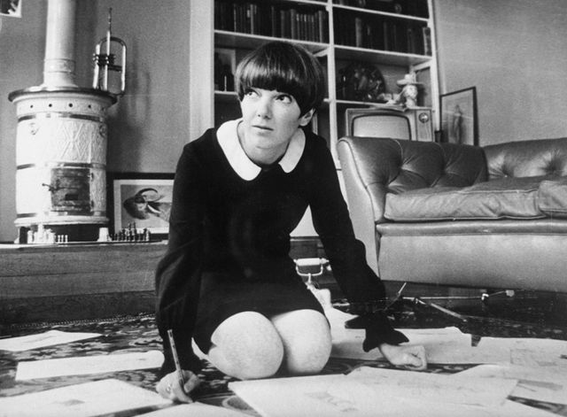 Mod Style Icons: Mary Quant