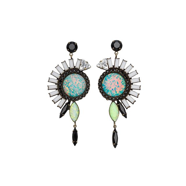 Lionette Mandela Earrings