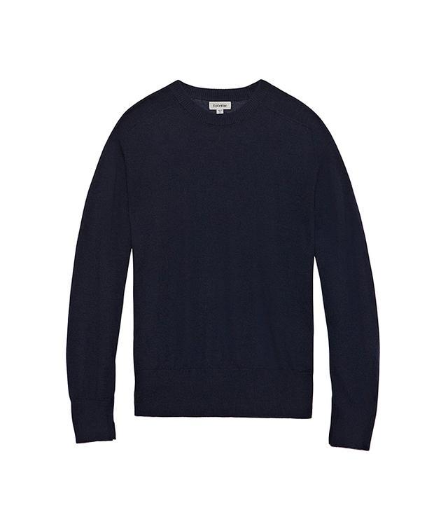 Totême Verona Roundneck Sweater