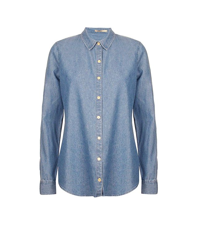 Nué Notes Denim Shirt