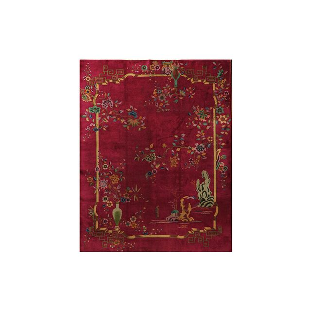 Lawrence of La Brea Chinese Art Deco Rug