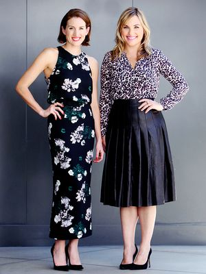 Who What Wear's Co-Founders Will Talk Emmys Fashion on Extra Tonight!