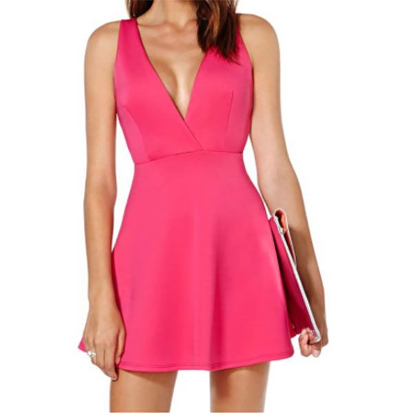 Nasty Gal Nika Dress