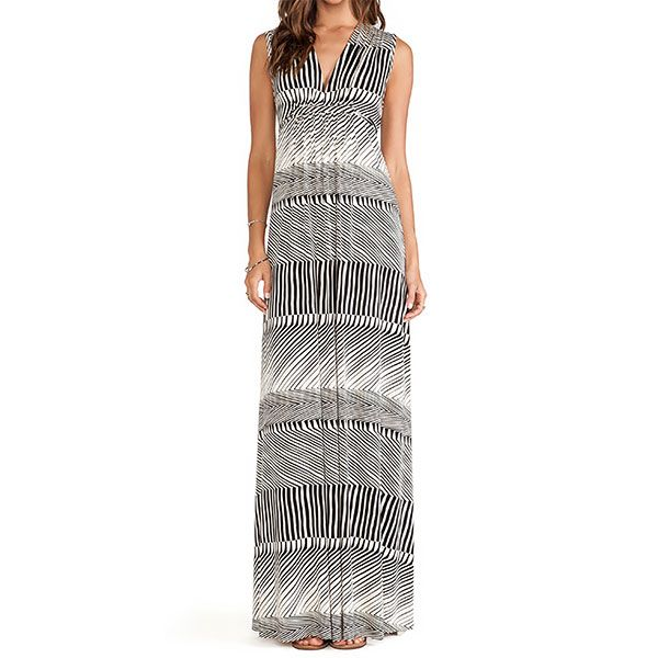 Rachel Pally Long Sleeveless Caftan