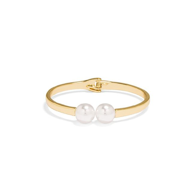 Baublebar Pearl Hinge Bangle