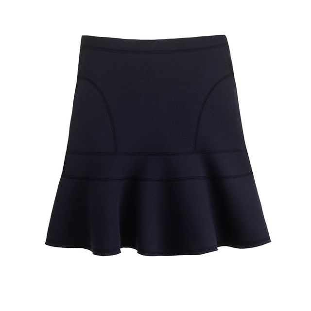 J. Crew Flared Surf Skirt