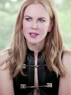 Nicole Kidman Gets Emotional Taking a Walk Down Memory Lane