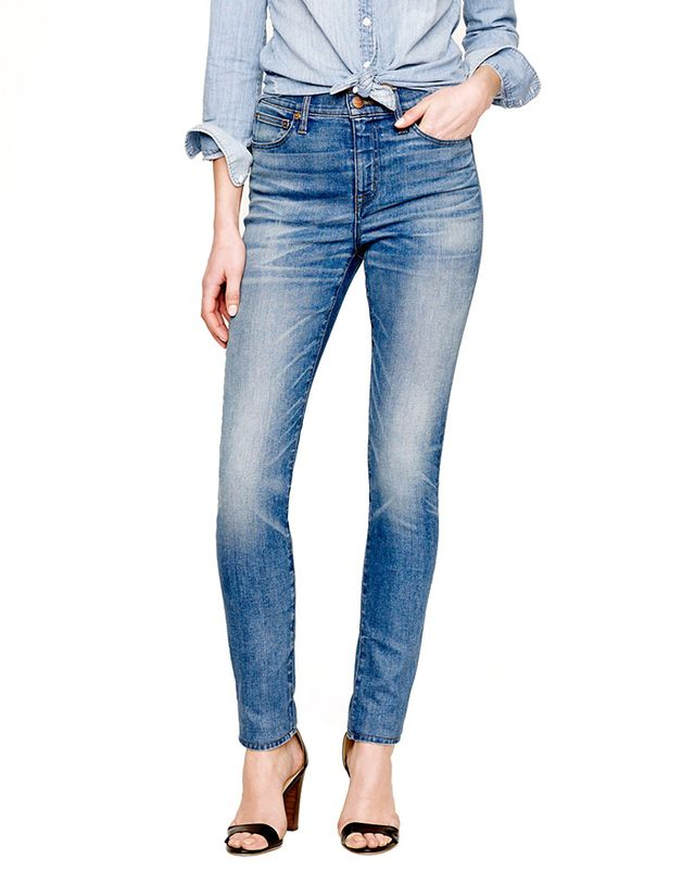 J. Crew Point Sur Hightower Skinny Jeans