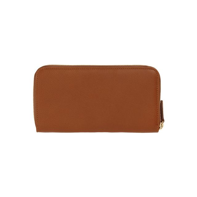 Mark Cross Madison Long Zippered Wallet