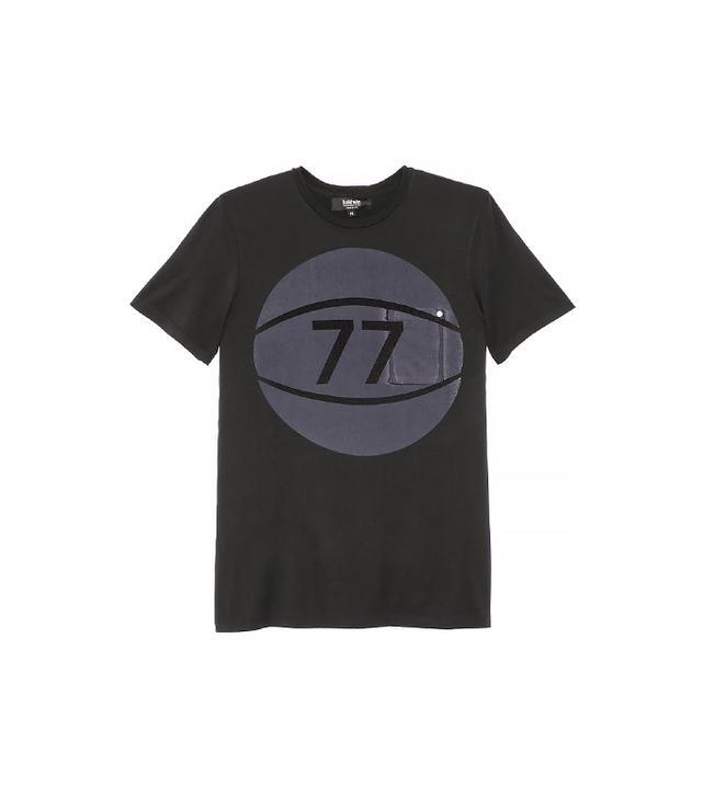 Baldwin Denim Basketball T-Shirt