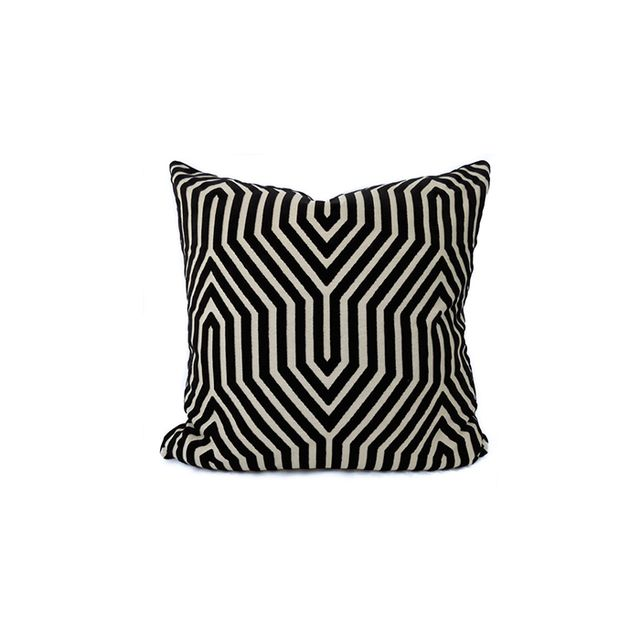 Avosetta Home Vanderbilt Noir Pillow