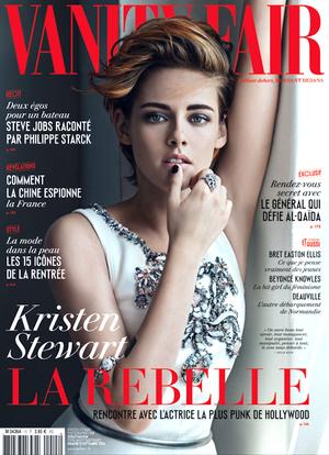 Kristen Stewart's Stunning Covershoot For Vanity Fair France
