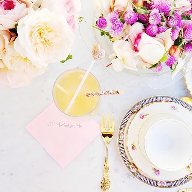 A Peek Into Lauren Conrad's Picture-Perfect Bridal Shower