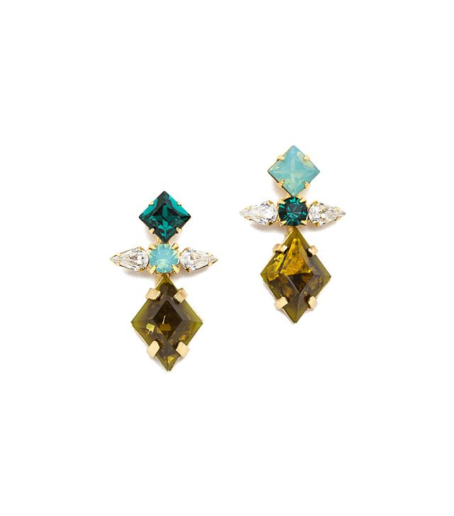 Dannijo Bree Earrings
