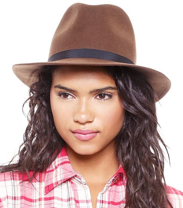 Hat Attack Wool Felt Downbrim Hat